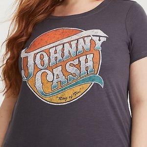 Johnny Cash T-Shirt Torrid